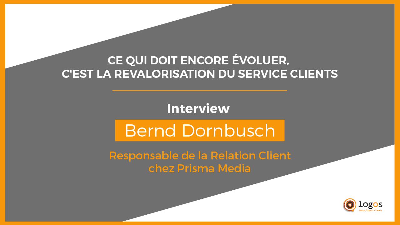 Interview Bernd Dornbusch