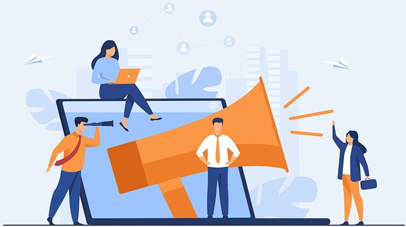 Veille avis clients et modération réseaux sociaux satisfaction client
