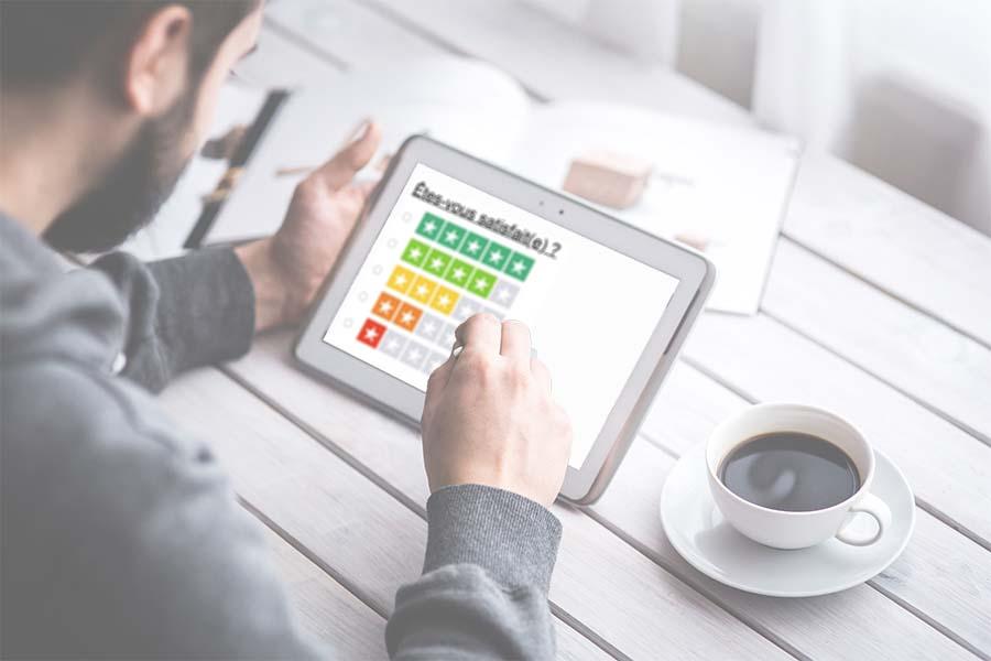 Exemples questionnaires satisfaction client